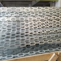 装饰冲孔铝板汽车外墙冲孔板