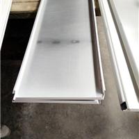 临海定制高边防风加油站专用铝条扣板