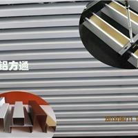 白色鋁方通 餐廳鋁方通天花吊頂 規格定制