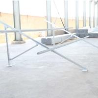 太阳能光伏支架以及导轨压块铝夹具