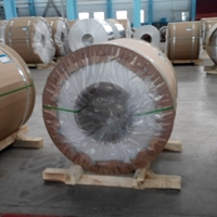 生產:電廠工地用鋁卷 防腐蝕保溫鋁卷材
