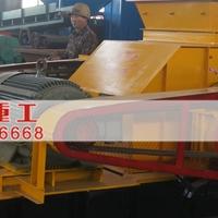 大型锰钢对辊破碎机一小时产量多少