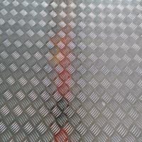 供应铝板 五条筋花纹铝板 防滑铝板