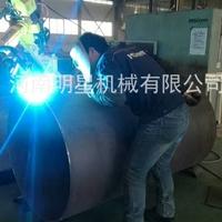 化工铝罐焊接铝合金罐体加工铝箱体