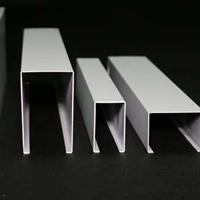 供应万科广场铝方通 型材铝方通吊顶