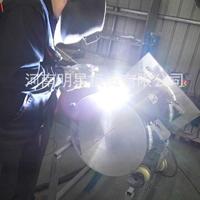 国内最大铝合金焊接工厂