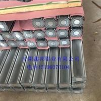 专业生产工业铝型材太阳花散热器外壳