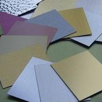 佛山拉丝铝单板厂家直销 佛山拉丝铝板厂家