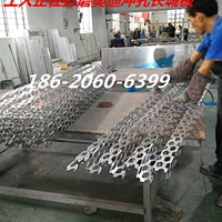 奧迪外墻沖孔鋁板-長城裝飾鋁單板幕墻