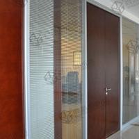 什么是成品玻璃隔断?成品玻璃隔断价格