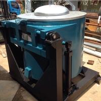 可倾式熔化炉电阻倾倒式熔炼炉