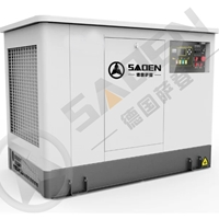 萨登30KW静音汽油发电机组
