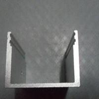 槽铝 7625壁厚1.2mm 内宽25mm