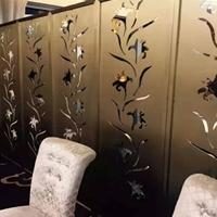 仿木紋鋁蜂窩板 抅搭式鋁蜂窩板