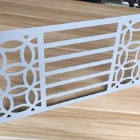 镂空雕花铝单板 可透光铝单板佛山厂家