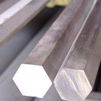 6063氧化无沙眼六角铝棒
