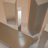 云洛现货供应6063氧化铝排规格齐全