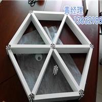 供应三角型铝格栅