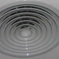 厂家批发铝合金圆型散流器