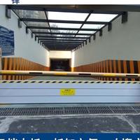 防汛挡水板厂家批发组合式铝合金车库挡水门