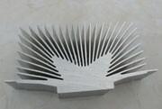 供应铝合金散热器 来图定做散热器
