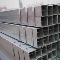供应5052-O铝方管规格材质大量现货