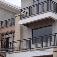 别墅区阳台铝护栏-专业厂家