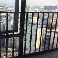 高等铝护栏-酒店铝合金铝型材护栏厂家