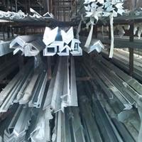廠家直銷6063鋁角  鋁型材