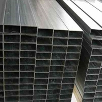 5052-H34氧化鋁方管定做批發廠家