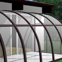 德技名匠阳光房:玻璃与门窗的搭配