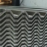 0.8mm铝卷加工压型瓦楞铝板