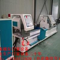 甘肃张掖市平开窗加工设备多少钱有哪些机器