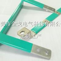 环氧粉末涂层铝排 耐蚀导电铝排