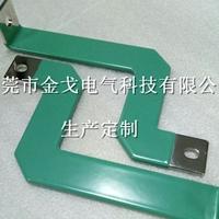 铜母线正极排 环氧树脂涂层导电铜排