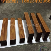 吊顶木纹铝方通-木纹铝方通厂家