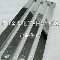 电气装置连接铜排 好品质铜排导电条镀镍