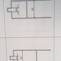 净化铝型材升降槽铝