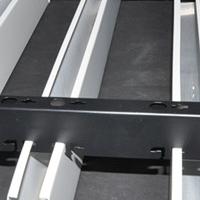 陜西【凹槽u型木紋鋁方通】廠家價格