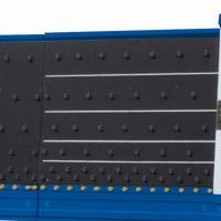 QLBP1800中空玻璃自动平压生产线