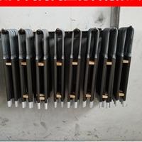 U型高温窑炉用硅钼棒 铝链接线