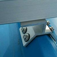 T型彩钢瓦专项使用光伏铝合金夹具