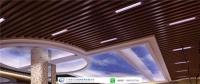 多种木纹铝方通吊顶幕墙 铝方通品牌