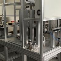 铝合金型材架子显示屏架子制作