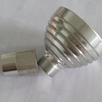 蓝牙音箱铝合金外壳铝套筒外壳加工