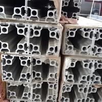 铝方管型材架子聚格铝业各种工业铝型材