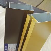高品质外墙铝方通  规格全铝方通