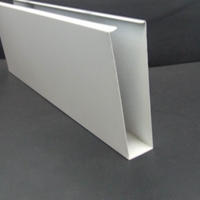 廠家直銷鋁方通 鋁方通規格 木紋鋁方通