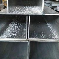 加工铝型材铝方管  矩形管铝方管