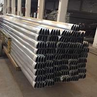 子弹头铝挂片方通出货中 型材铝方通